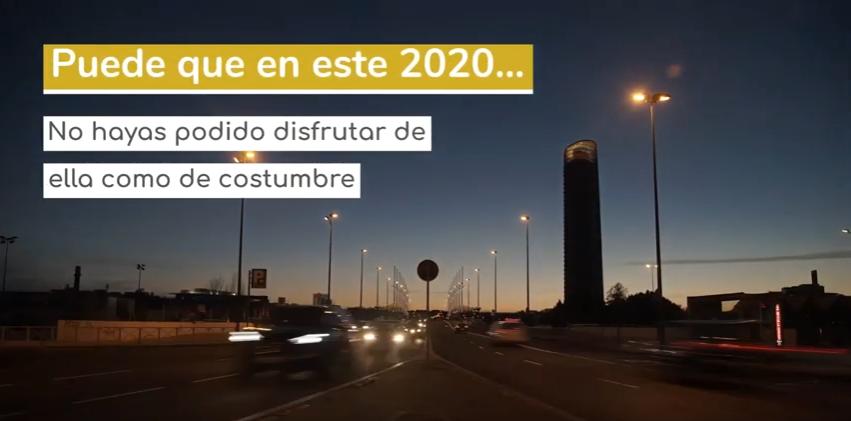Vídeo Campaña de Navidad 2020